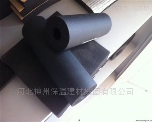 白色橡塑保温管价格