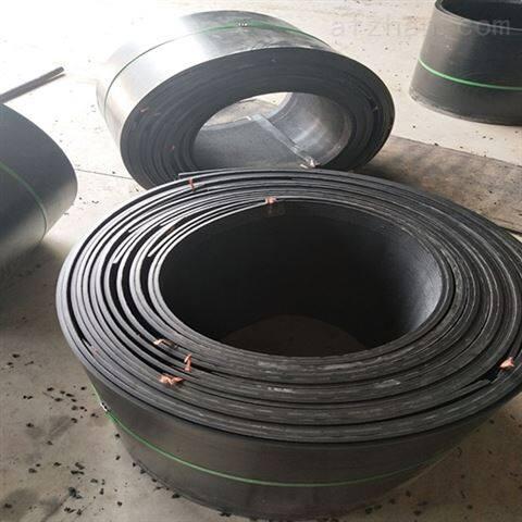 电热网加工而成的保温接口电热熔套