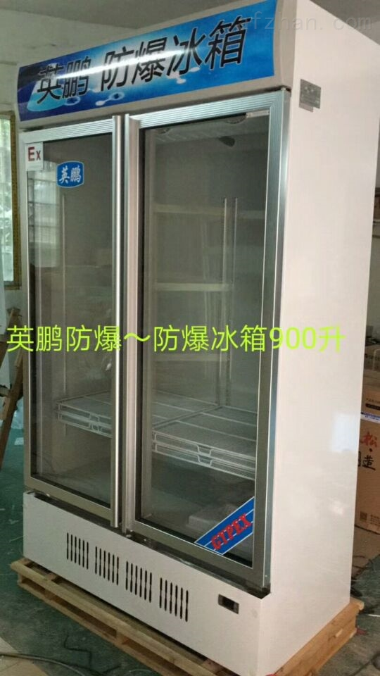 德阳市双门防爆冰箱(冷藏)