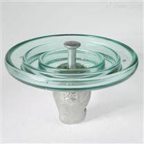 厂家直销防污钢化玻璃绝缘子U70BL直供桂林