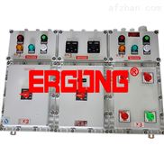 化工企业控制防爆电机转速配电箱