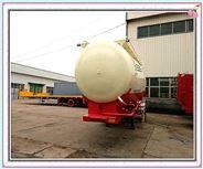 容县45立方石灰粉罐车十二立方空压机价格