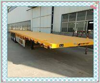 活鹅头式平板半挂车产品设计/工业设计