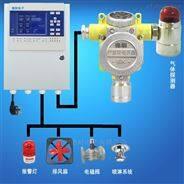 化工厂罐区松节油气体浓度报警器,无线监控