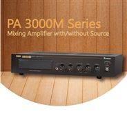 PA 3000M 系列混合功放
