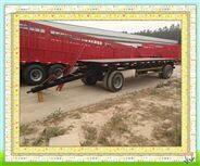 全挂式拖车常规尺寸以及价格报价