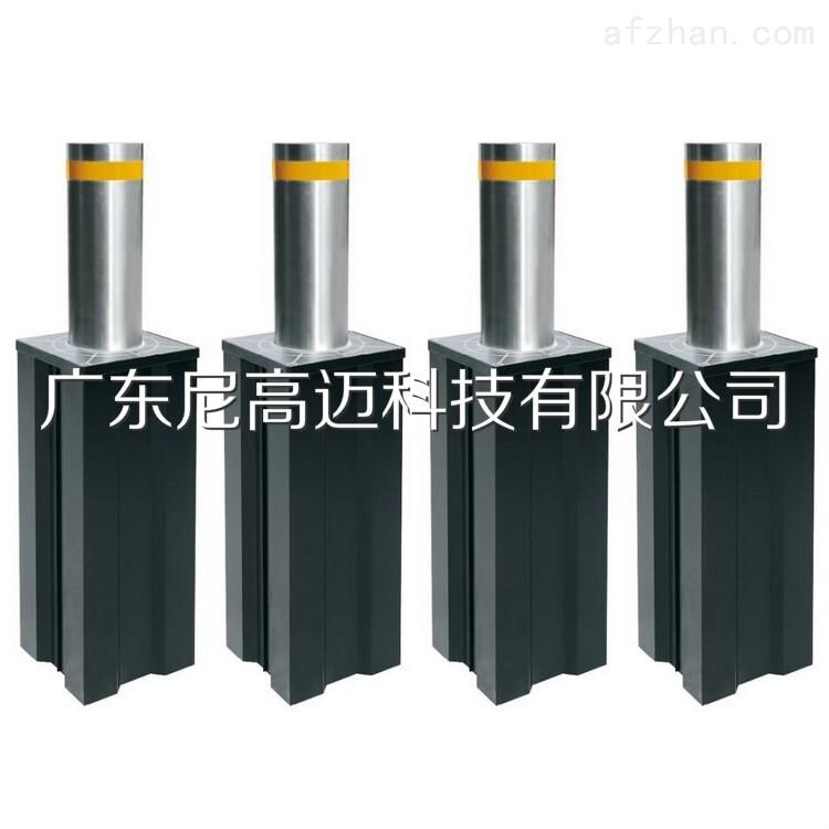 液压防撞柱遥控自动伸降车阻