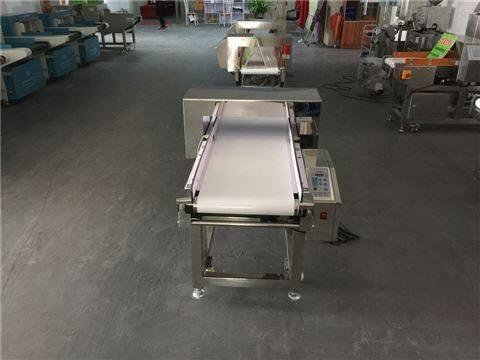 AG-600H铝膜铝箔包装金属探测机 食品检测