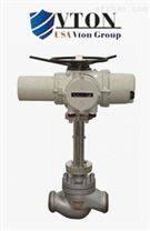 进口电动高压调节阀原理介绍
