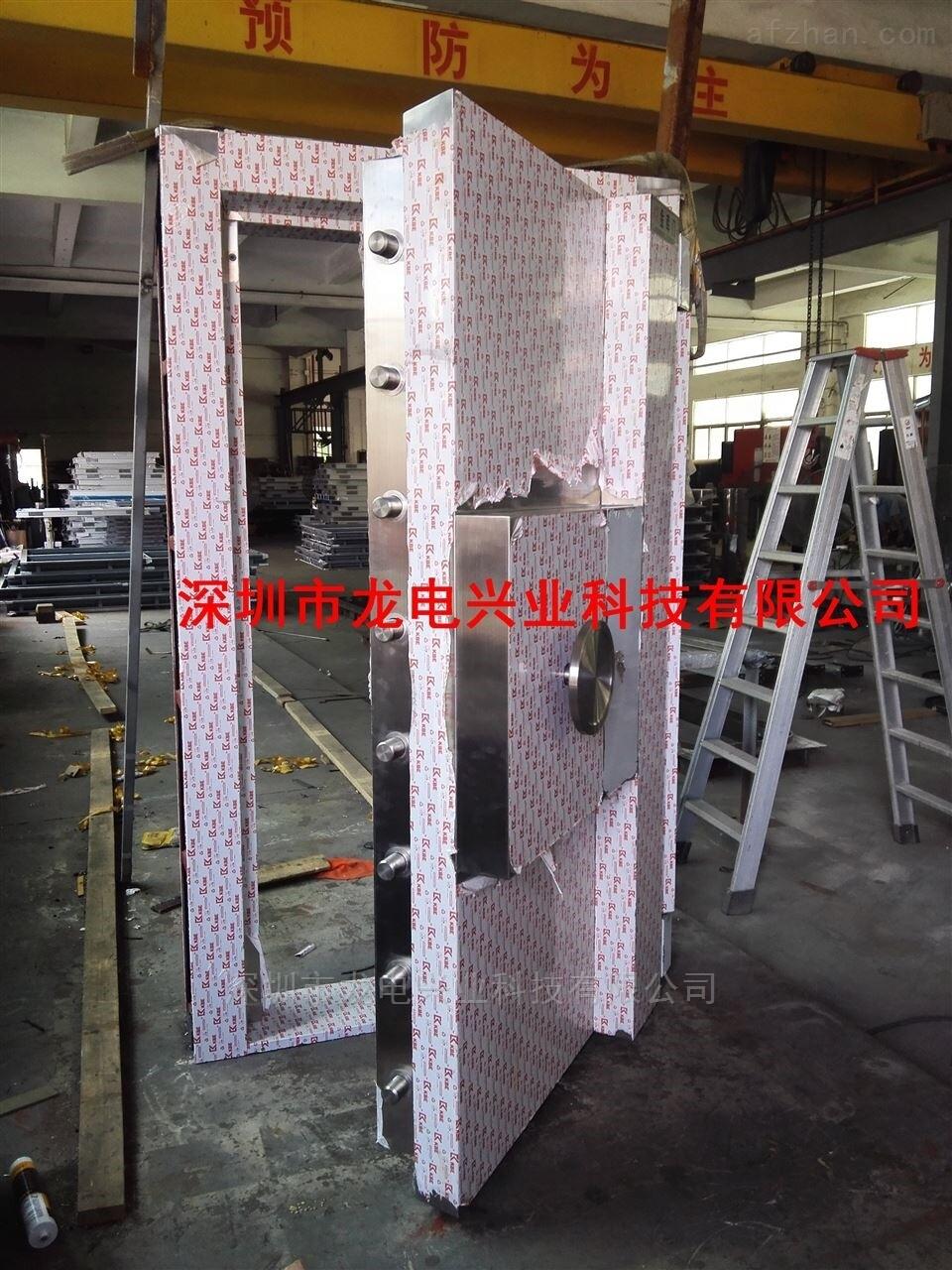 山东泰安优质碳钢金库门 出厂价销售