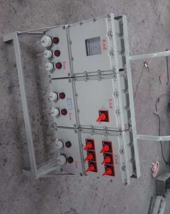 移动式防爆动力检修箱