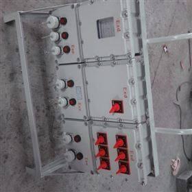 铸铝合金BXX53双层门防爆检修箱