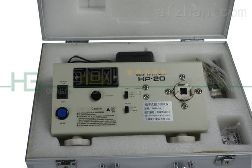 供应1-2N.m 3N.m手持式螺丝刀扭力测试仪