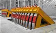 合肥电动翻板防冲撞升降柱液压路障机原理