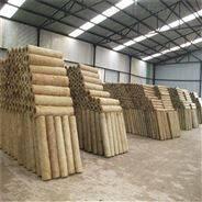 管道使用阻燃岩棉保溫管廠家批發價格