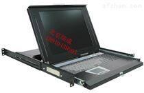 KVM切换器热键8口USB机架式转换器