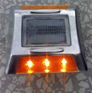 供应阳东太阳能铸铝道钉 双面地面凸起路标