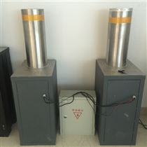 液压式全自动升降柱