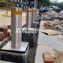 DB气压式升降柱 无需接电手动伸缩路桩