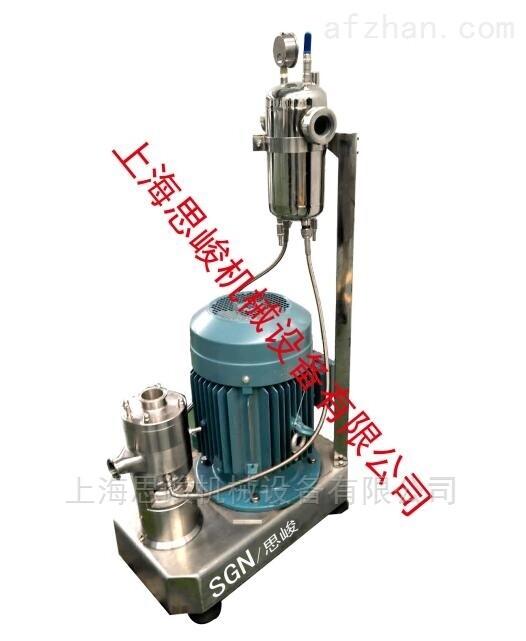 沙拉酱管线式乳化机