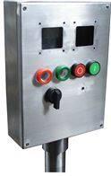 FZA-A3显示防水防尘防腐主令控制器