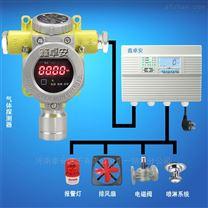 加油站汽油浓度探测器报警装置