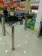 超市感应摆闸