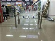深圳超市摆闸门智能通道