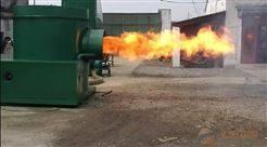 80万大卡生物质热风炉