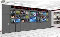 厂家 定制监控电视墙机柜监控拼接屏幕墙