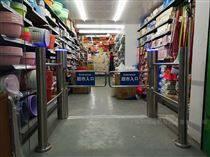 超市入口感应门 超市单向入口自动门