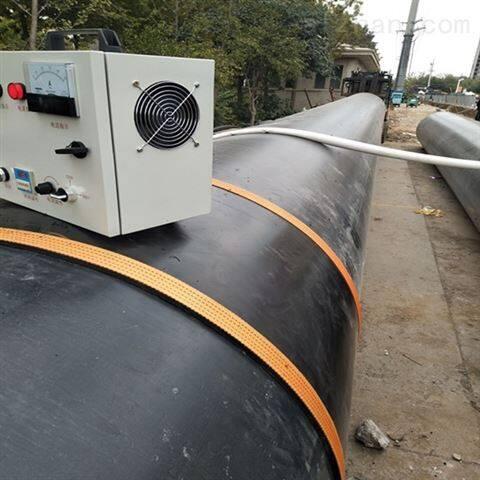 优质管道补口电热熔套生产线