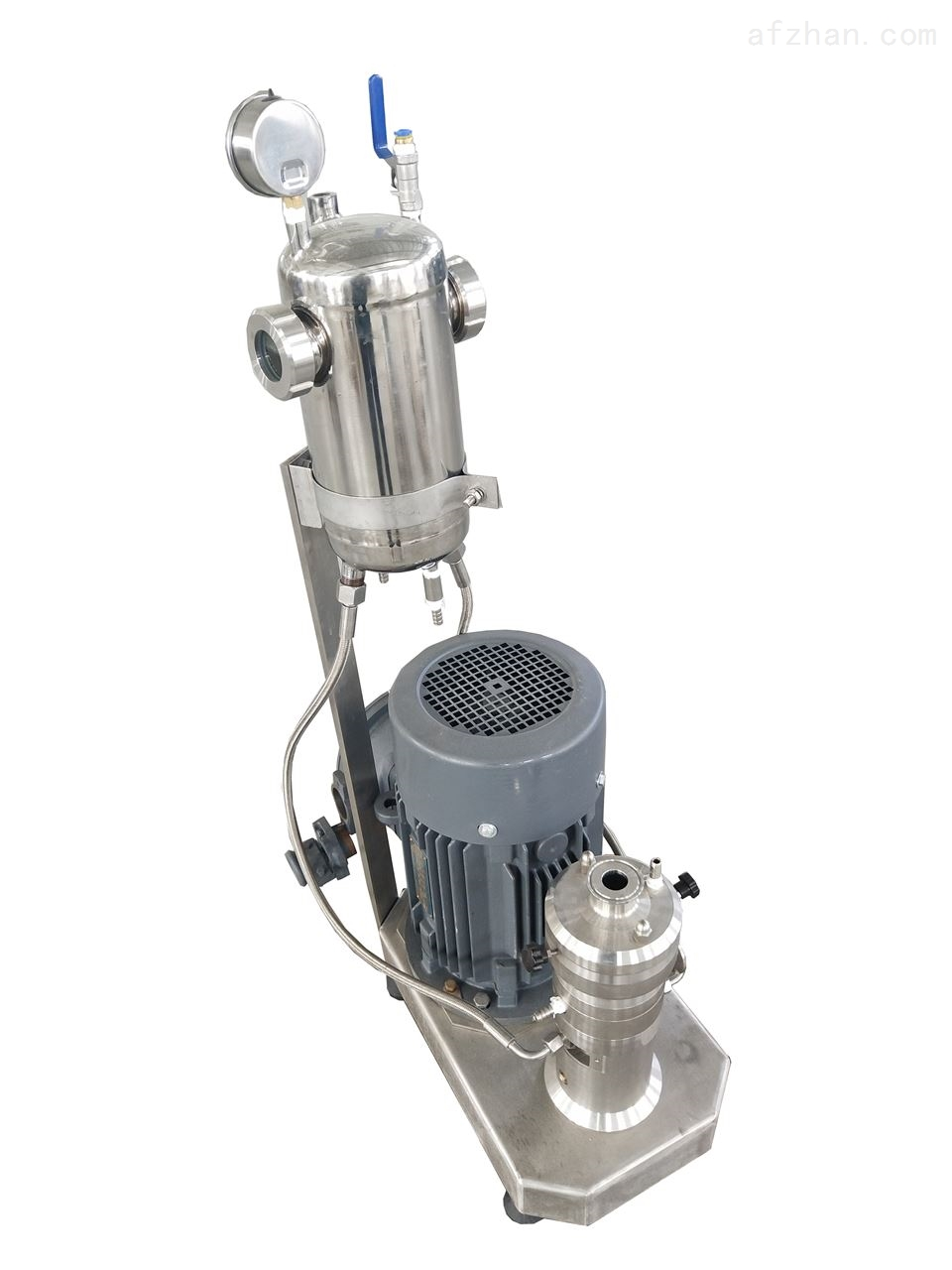 植物營養液研磨機