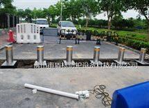 DB河南升降桩 全自动一体式遥控防撞柱