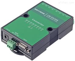LW SH208深圳厂家直销八口RS485集线器