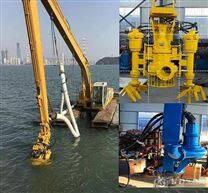 江淮可持续型液压泥浆泵-环保挖掘机清淤泵