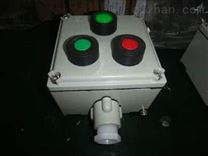 带锁防雨帽防爆急停控制按钮盒