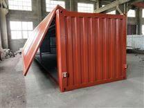 飞翼集装箱哪里做的好,选沧州信合专业着重