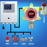 化工厂厂房柴油浓度报警器,点型可燃气体探测器