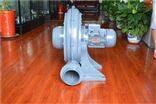 台湾铸铝中压鼓风机 纯铜线圈中压风机