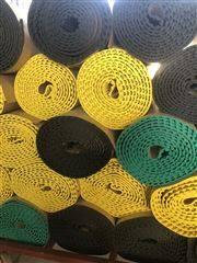 现货产品4厘米厚波浪型隔音海绵板
