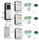 博朗耐BR-C智能疏散指示系統-四種不同系統