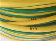 BVR黄绿电源线BVR铜软芯接地线