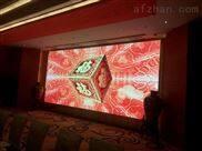 银行大厅p2.5室内LED显示屏加上安装费用