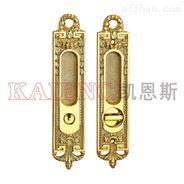 二十年生产经验 纯铜移门锁 推拉门锁