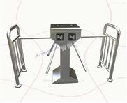 ZJ123-立式带护栏双机芯三辊闸