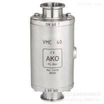 德国AKO   VMC气动箍断阀-卡箍连接