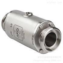 德国AKO   VMC气动管夹阀-螺纹连接