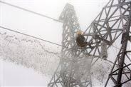 高寒區線路覆冰監測系統