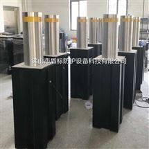 DB圆柱形伸缩路障桩 优质液压升降柱厂家